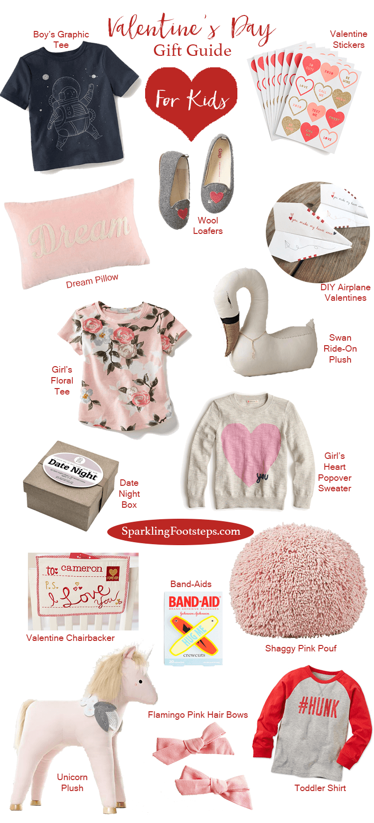 the best valentines day gifts for your little ones!