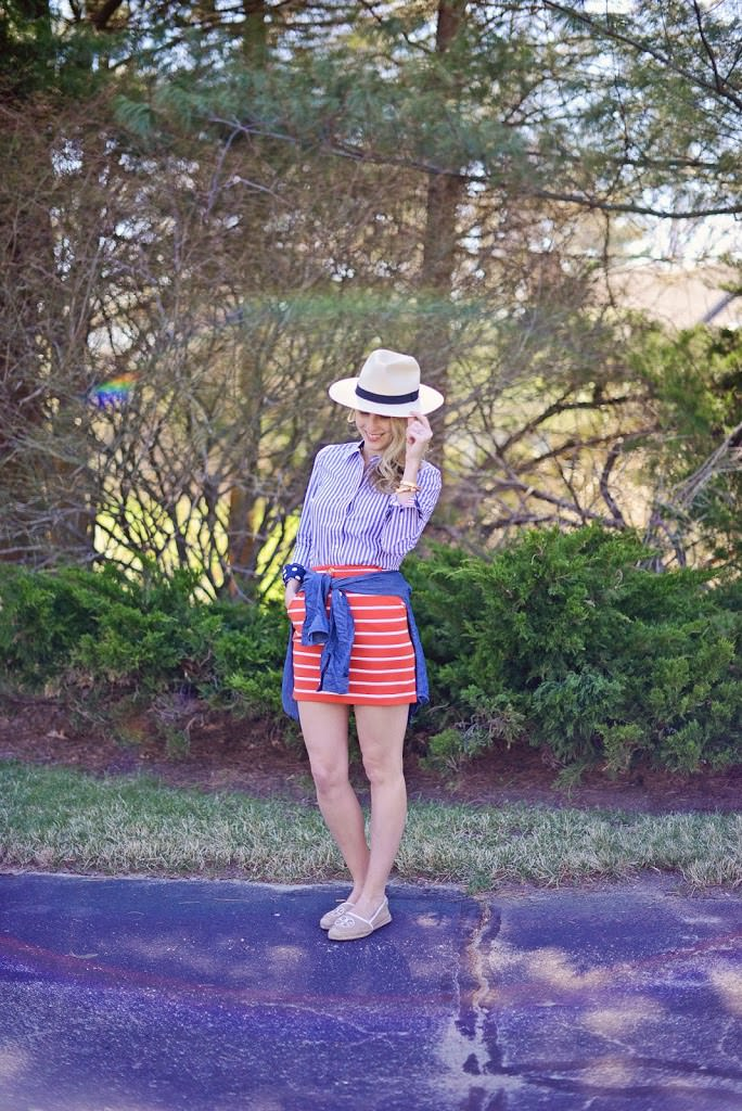 Style diaries stripes on stripes 50 giveaway to for Boden katalog