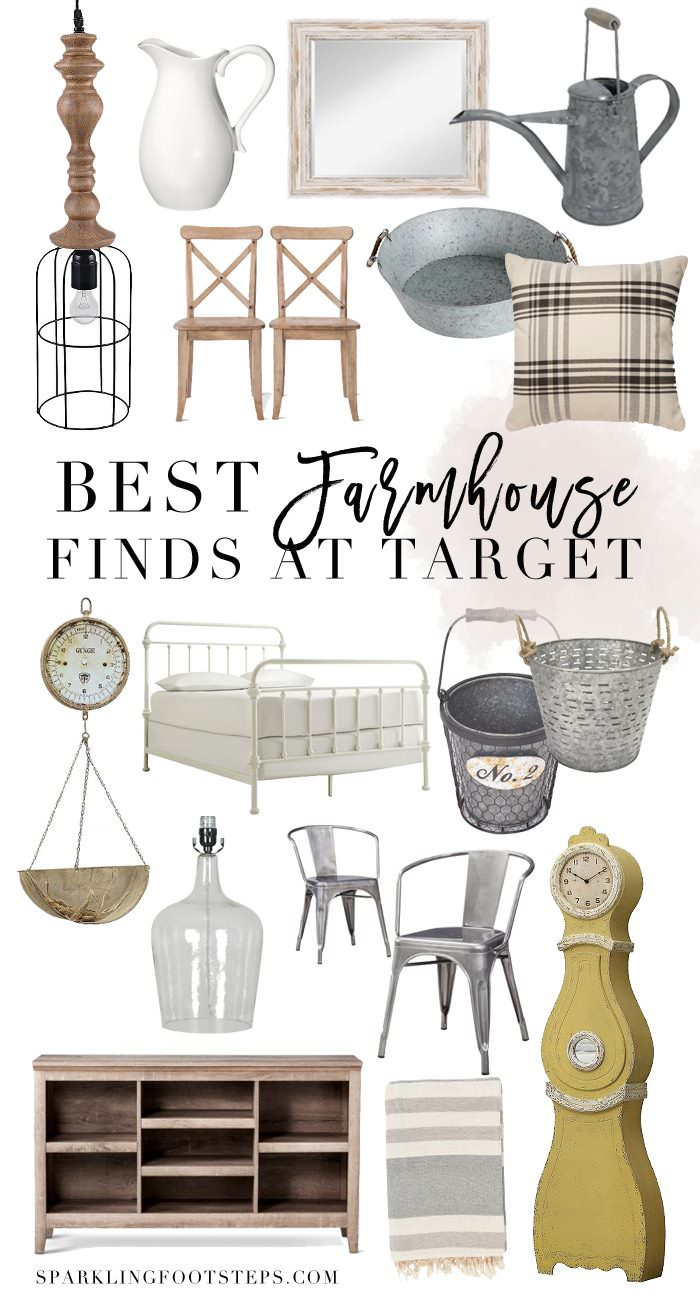 Best French Farmhouse Decor Finds From Target Lynzy Amp Co