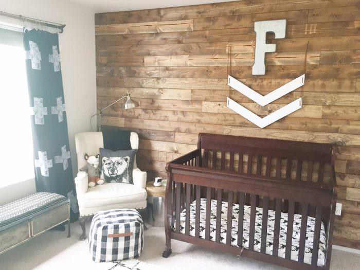 Rustic Woodland Nursery Lynzy Amp Co