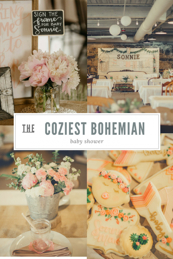 Superb A Cozy, Laid Back Bohemian Baby Shower To Inspire You!