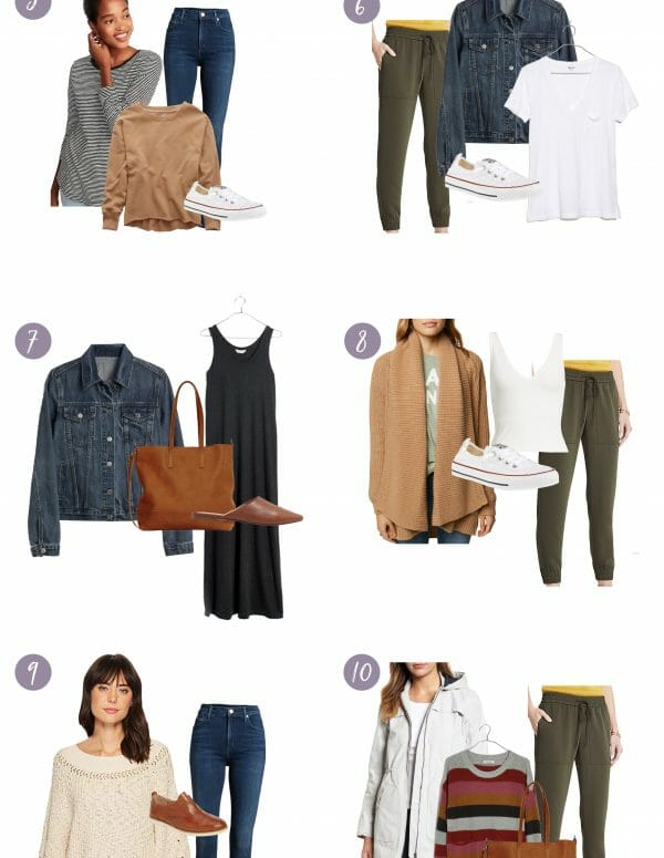 Motherhood blogger, Lynzy & Co. puts together a travel capsule wardrobe that is perfect for fall weather in Europe!