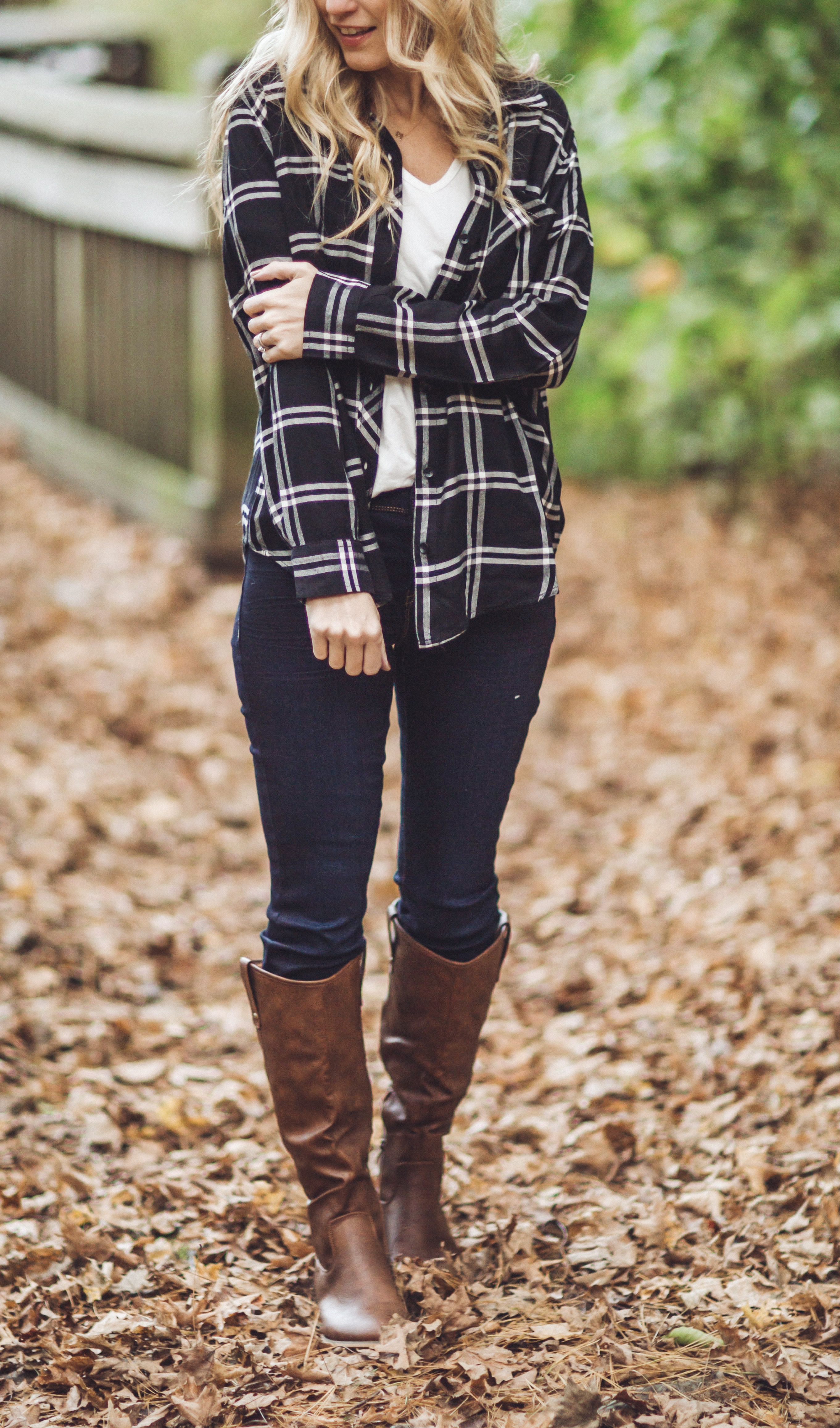 Budget Friendly Fall Outfits with Walmart
